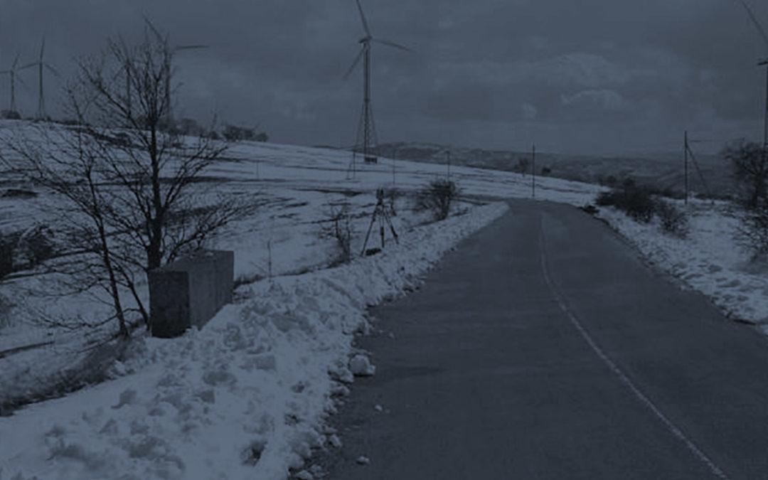 Wind farm in Volturino (FG)