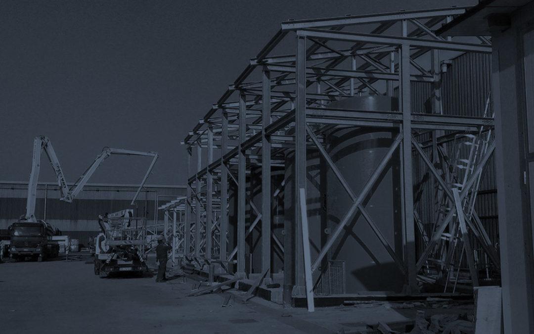 Nuovi edifici a servizio linea produzione portoni industriali – Stabilimento di Pozzolo F.ro (AL)