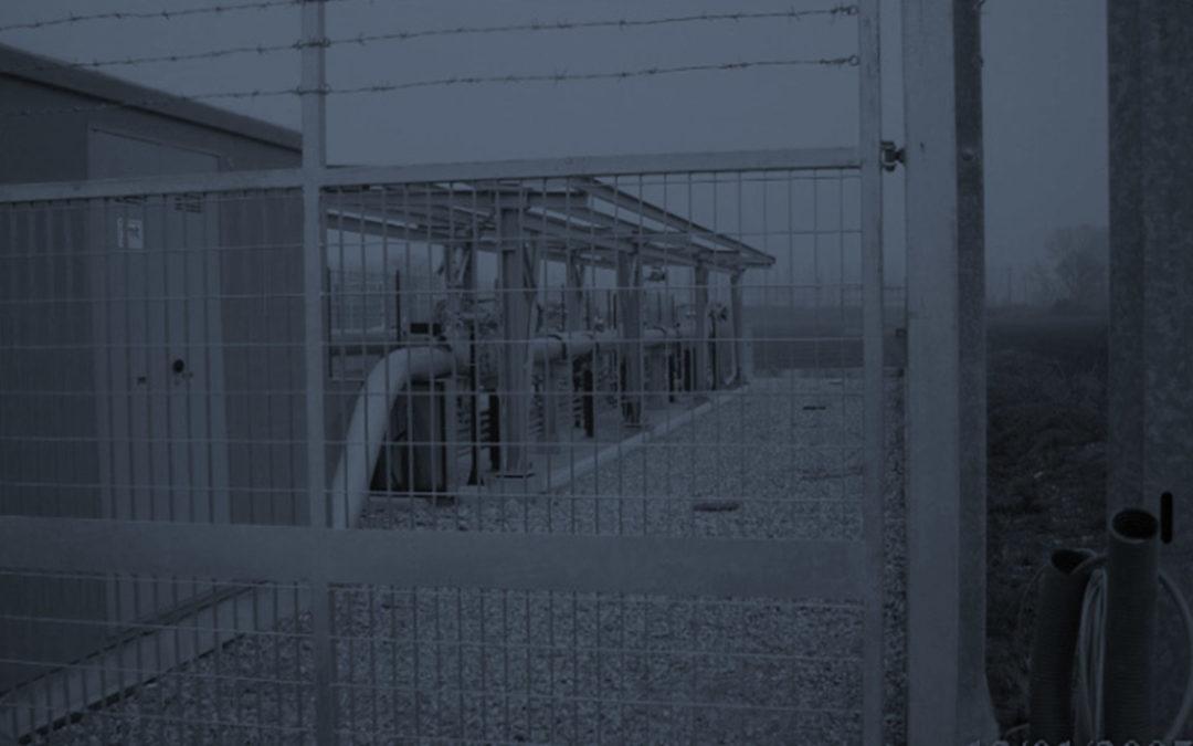 """Oleodotto Sannazzaro La Casella DN 300 (12"""") – Nodo Terminale di Zinasco"""