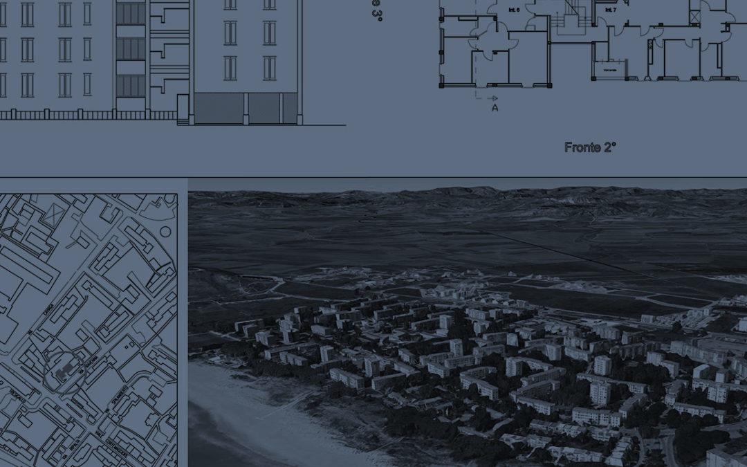 """""""Macchitella"""" district – Urban regularization in Gela (CT)"""