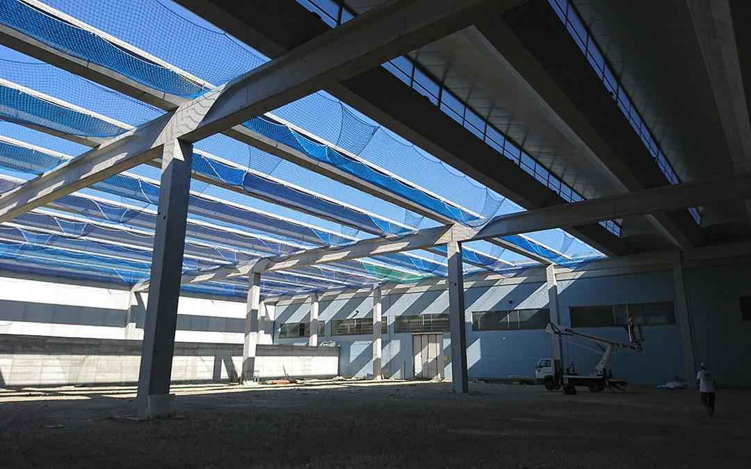 Nuovo magazzino stabilimento di Pozzolo Formigaro (AL)